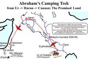 Abraham trek
