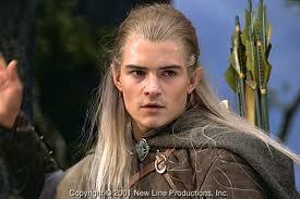 Os elfos, como Legolas, eram nobres e majestosos